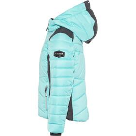 Icepeak Hara Jr IX Chaqueta Niñas, turquoise